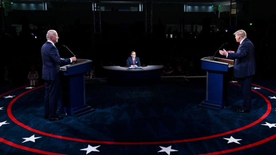 Debate presidencial entre insultos y acusaciones