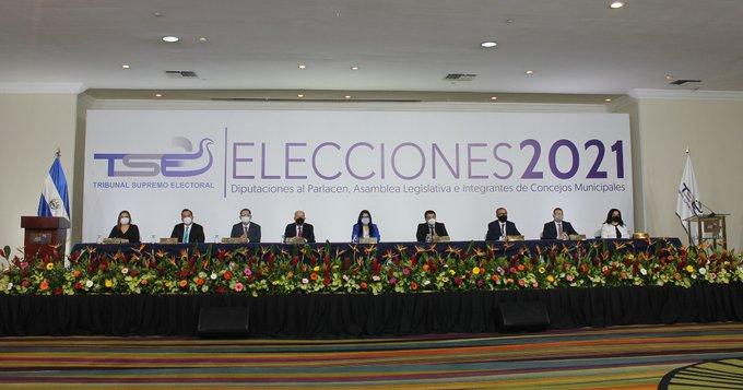 TSE se declara listo para celebrar elecciones legislativas y municipales