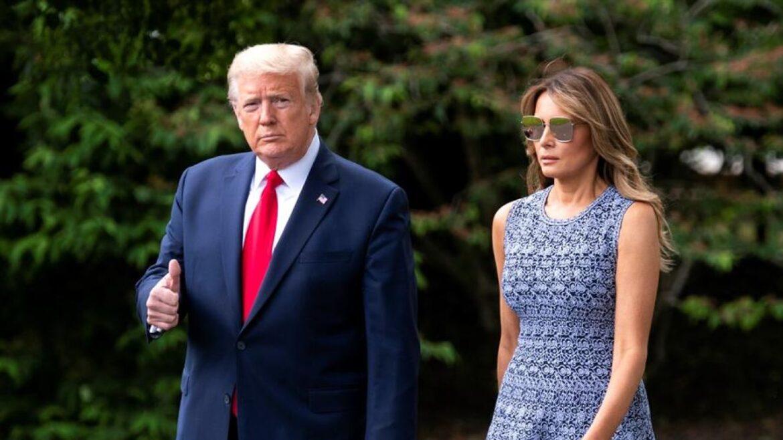 Falla primera iniciativa para destituir a Trump