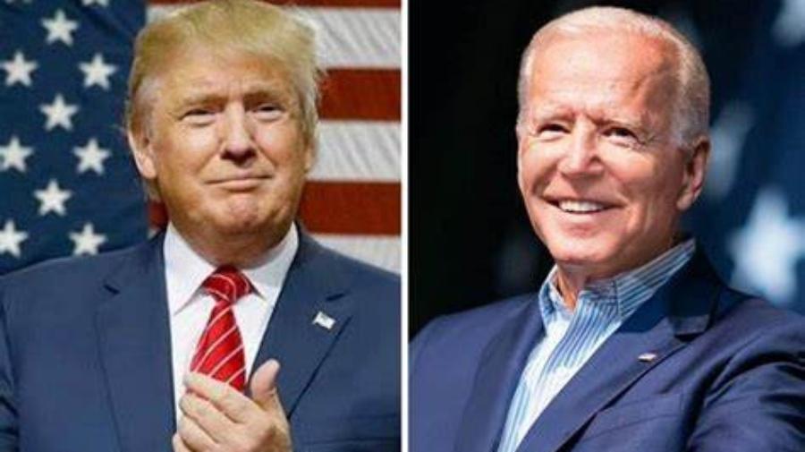 Trump y Biden se enfrentan al segundo y último debate