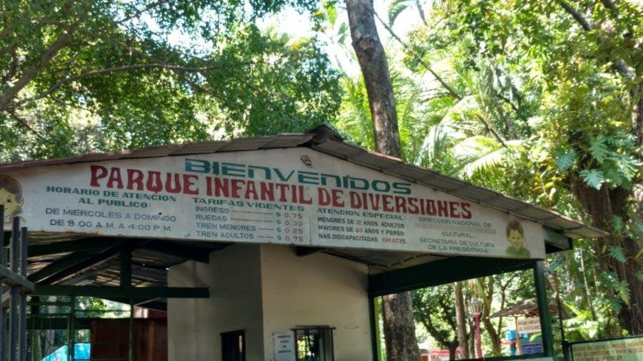 Parque Infantil, un tesoro de memorias y diversión