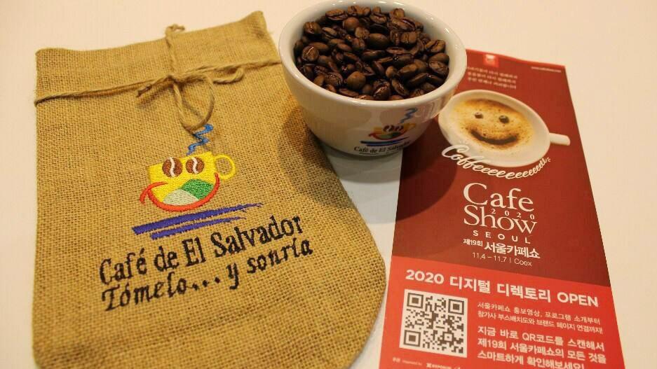 Café salvadoreño llega hasta Corea del Sur