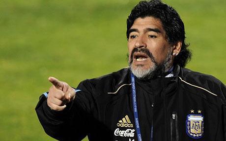 """Conmoción mundial por la muerte de Diego """"El Pelusa"""" Maradona"""