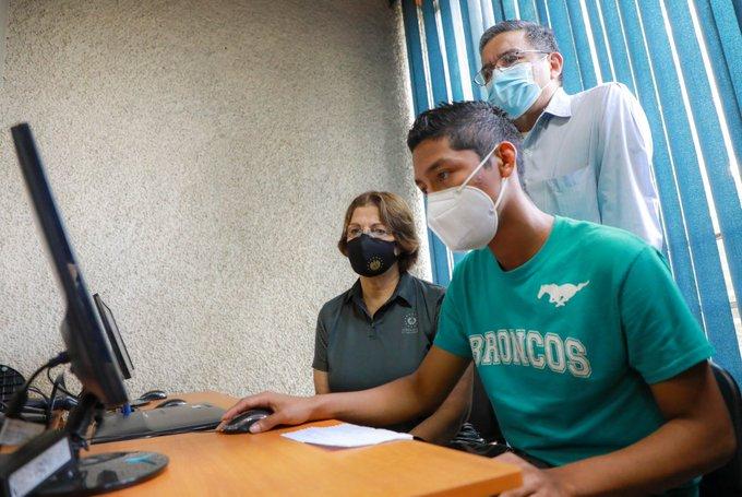 Ministerio de Educación realiza ensayos para prueba AVANZO