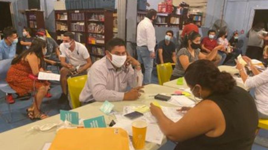 Más salvadoreños viajarán con trabajo para EEUU.