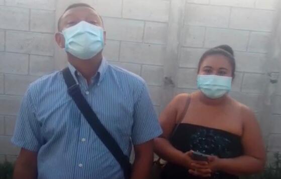 """Sobreviviente de Nejapa: """"Ya no pude hacer nada para rescatar a mi familia""""."""