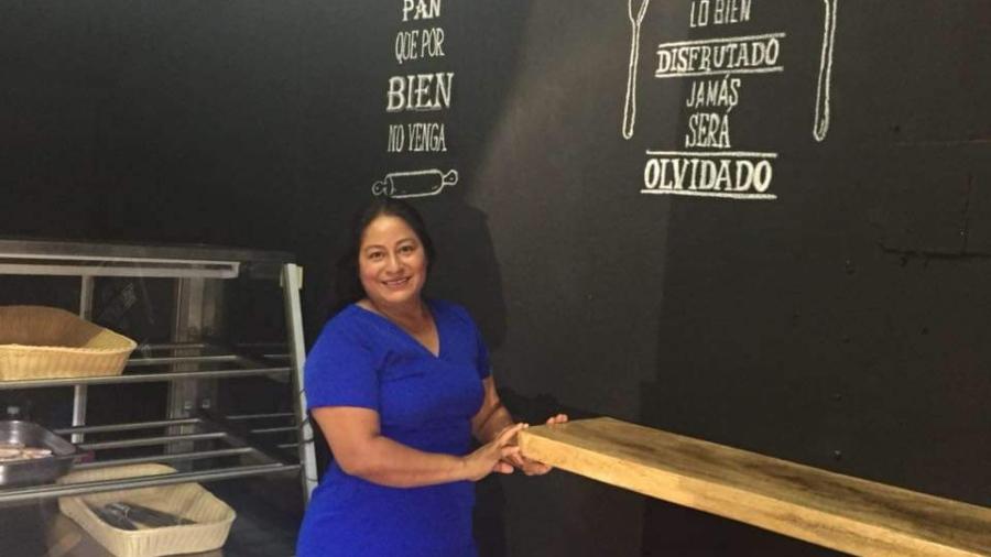 Rita, una emprendedora sin miedo