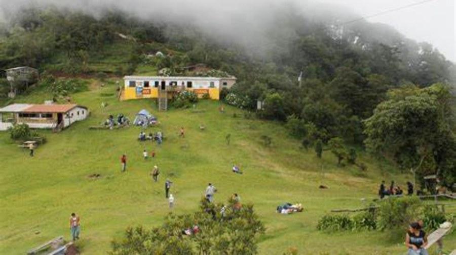 Cerro El Pital, el lugar más frío y más alto de El Salvador