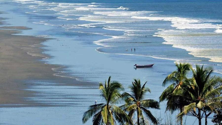 Descubre las paradisiacas playas del oriente salvadoreño