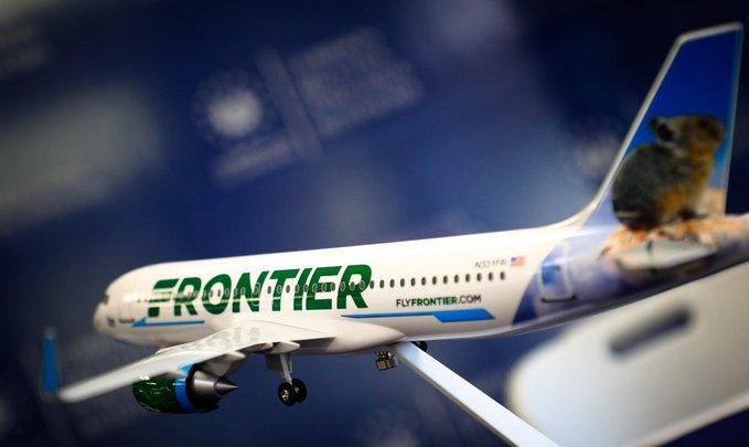 Frontier lista para iniciar operaciones en El Salvador a partir de abril.