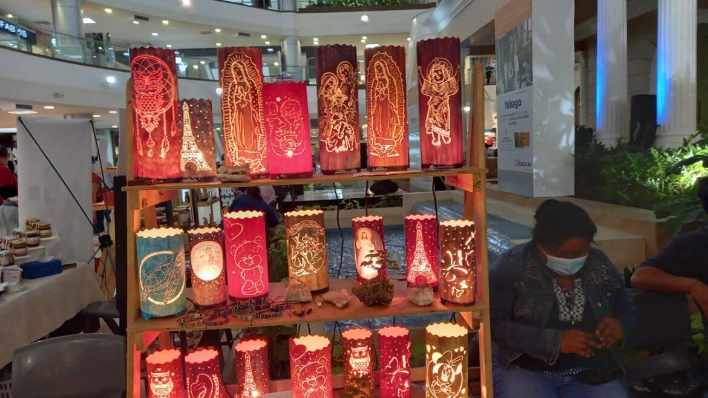 Peiskos, donde las artesanías se nutren de luces