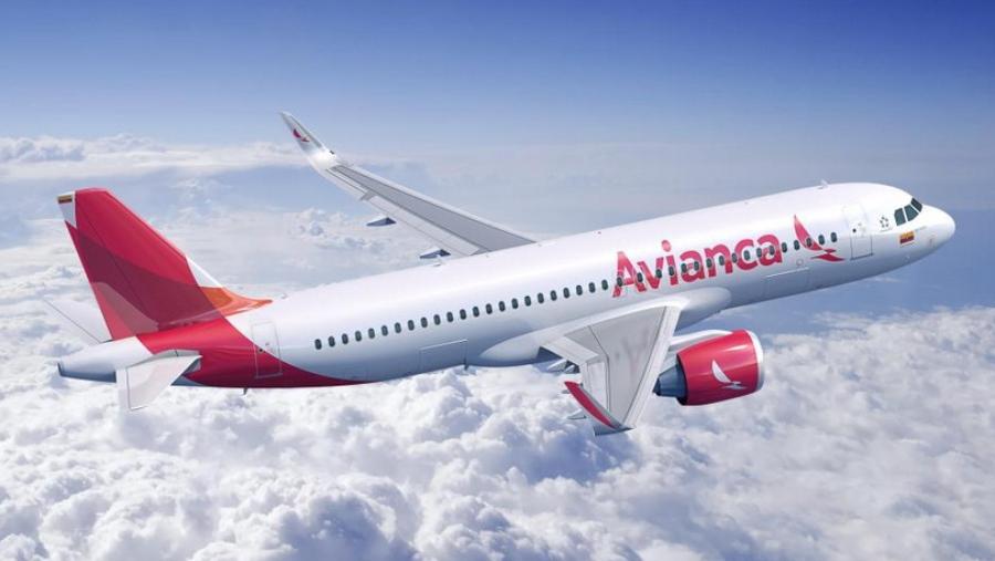 Avianca suspende 15 rutas internacionales desde este 1 de marzo