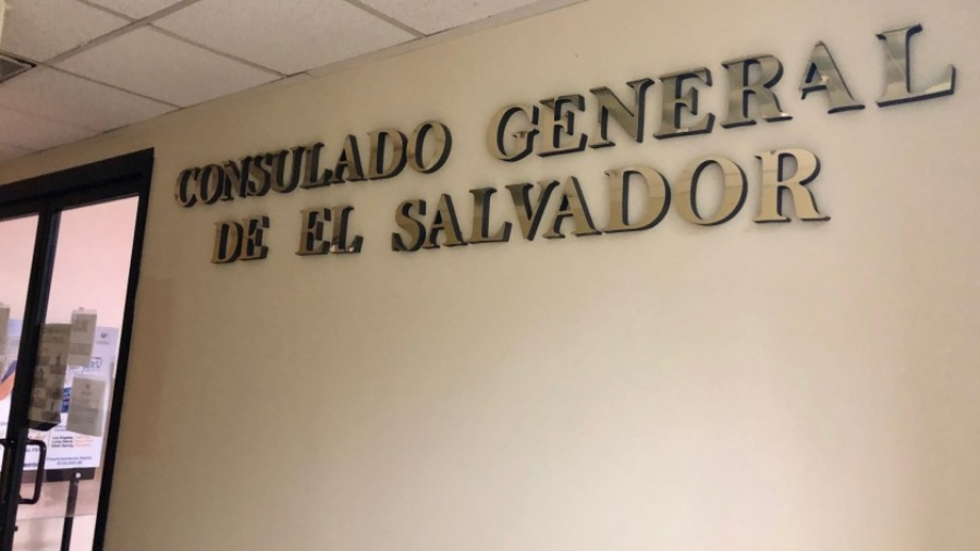 Consulados salvadoreños en EE.UU. abrirán sus puertas en fin de semana