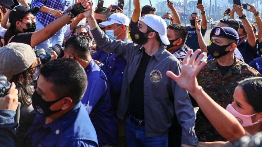 Presidente Bukele obtuvo mayoría en Asamblea legislativa salvadoreña
