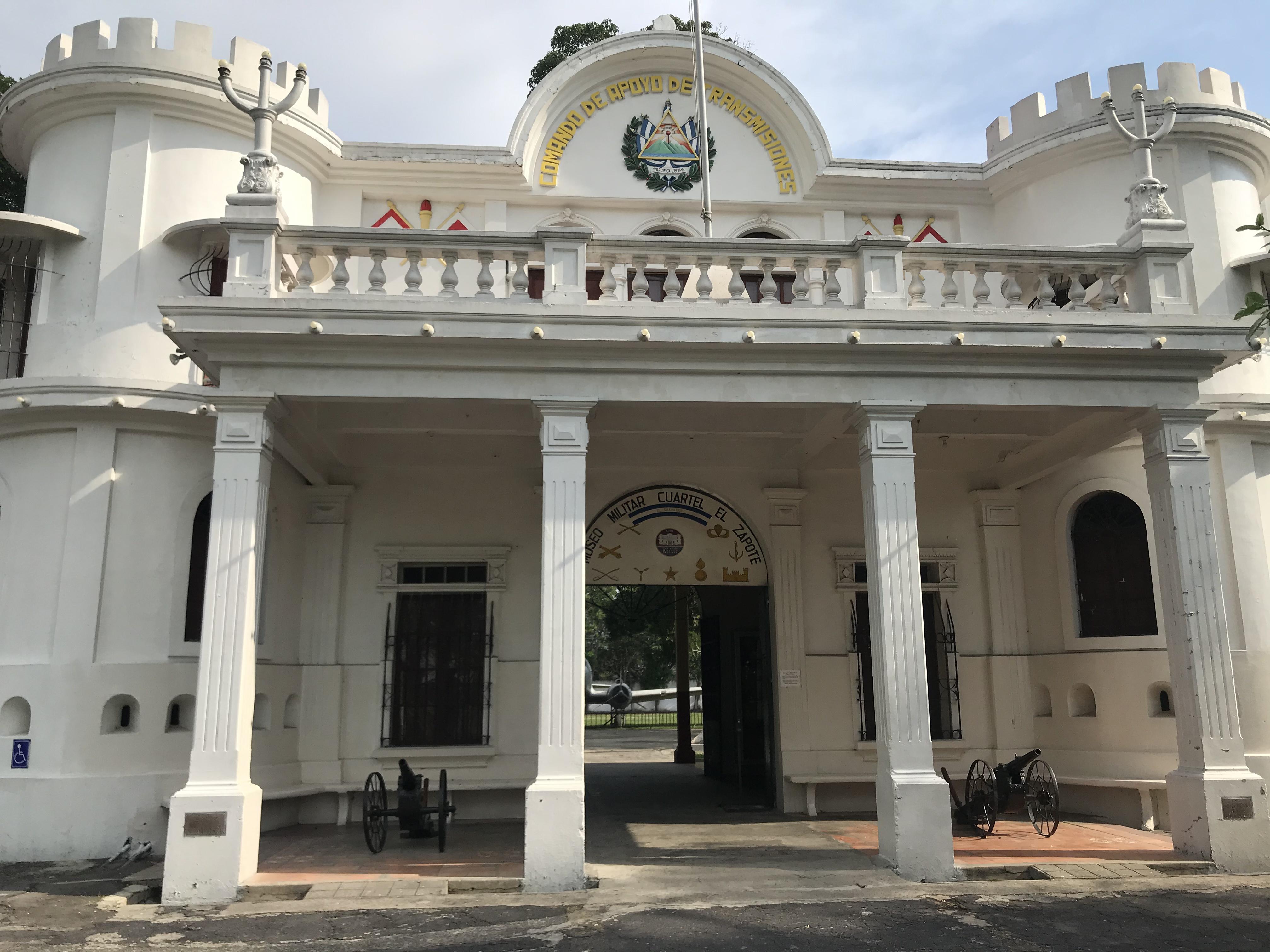 El Museo Militar, un legado a la cultura salvadoreña