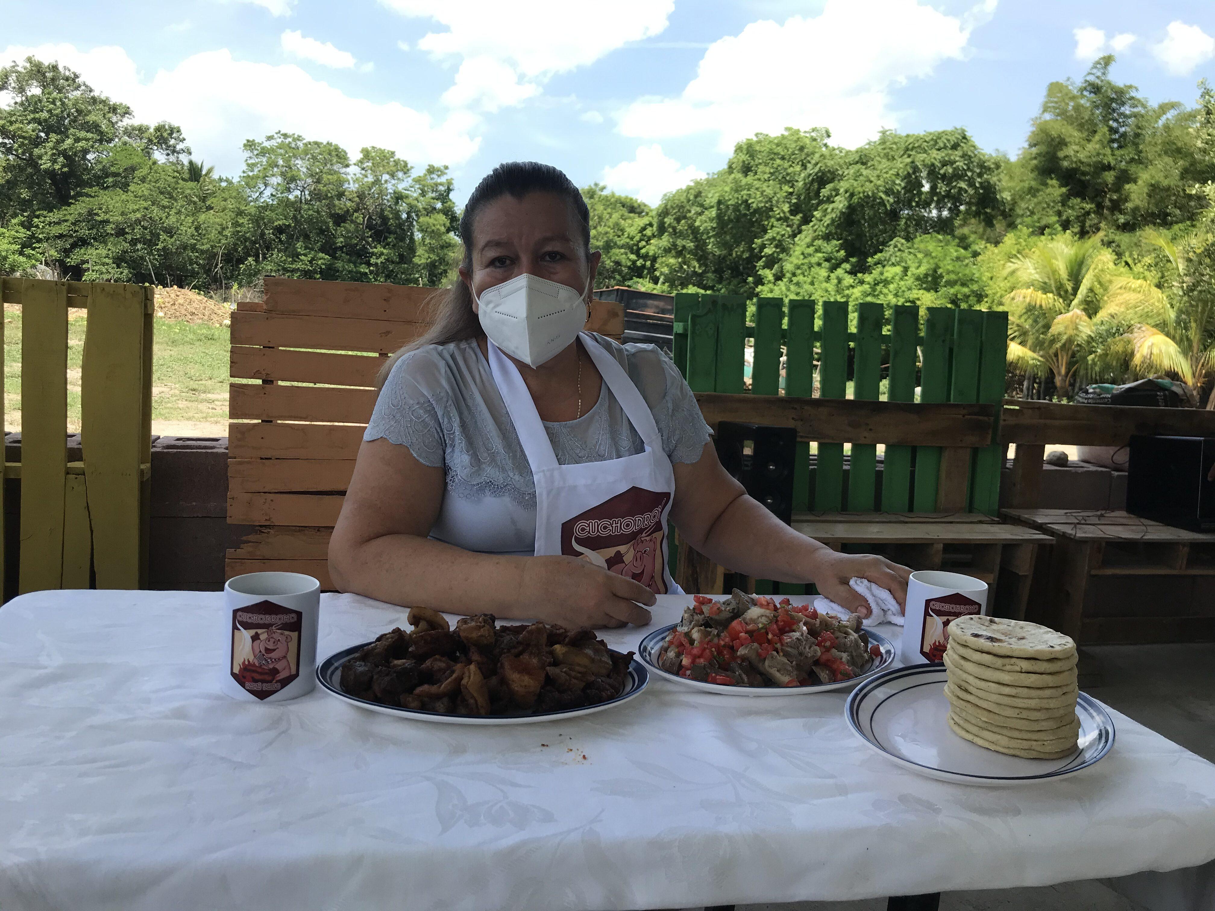 Mama Paula, el cuchódromo que identifica al municipio de San Rafael Obrajuelo