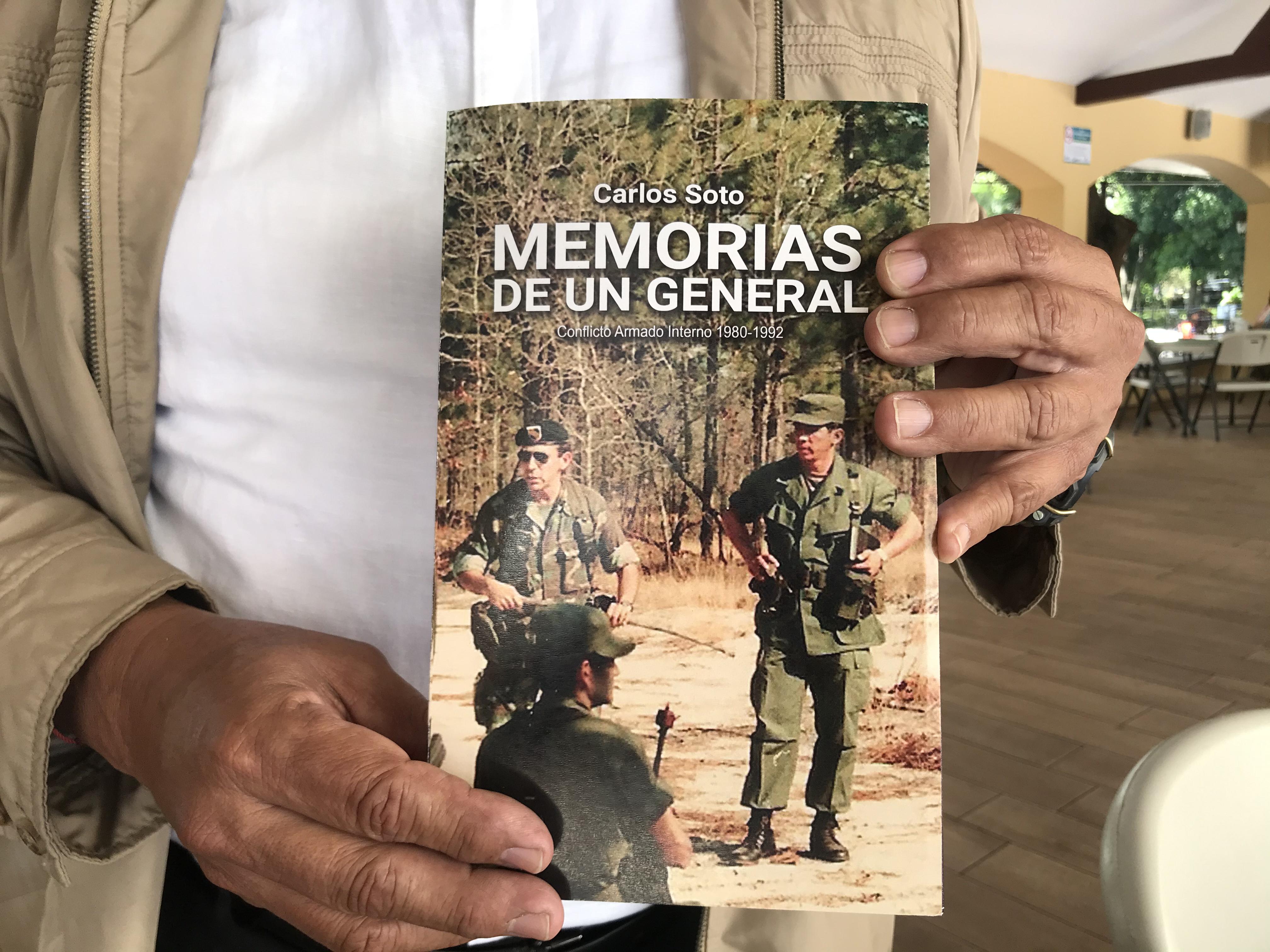 """Memorias de un General"": De la guerra a La Paz"