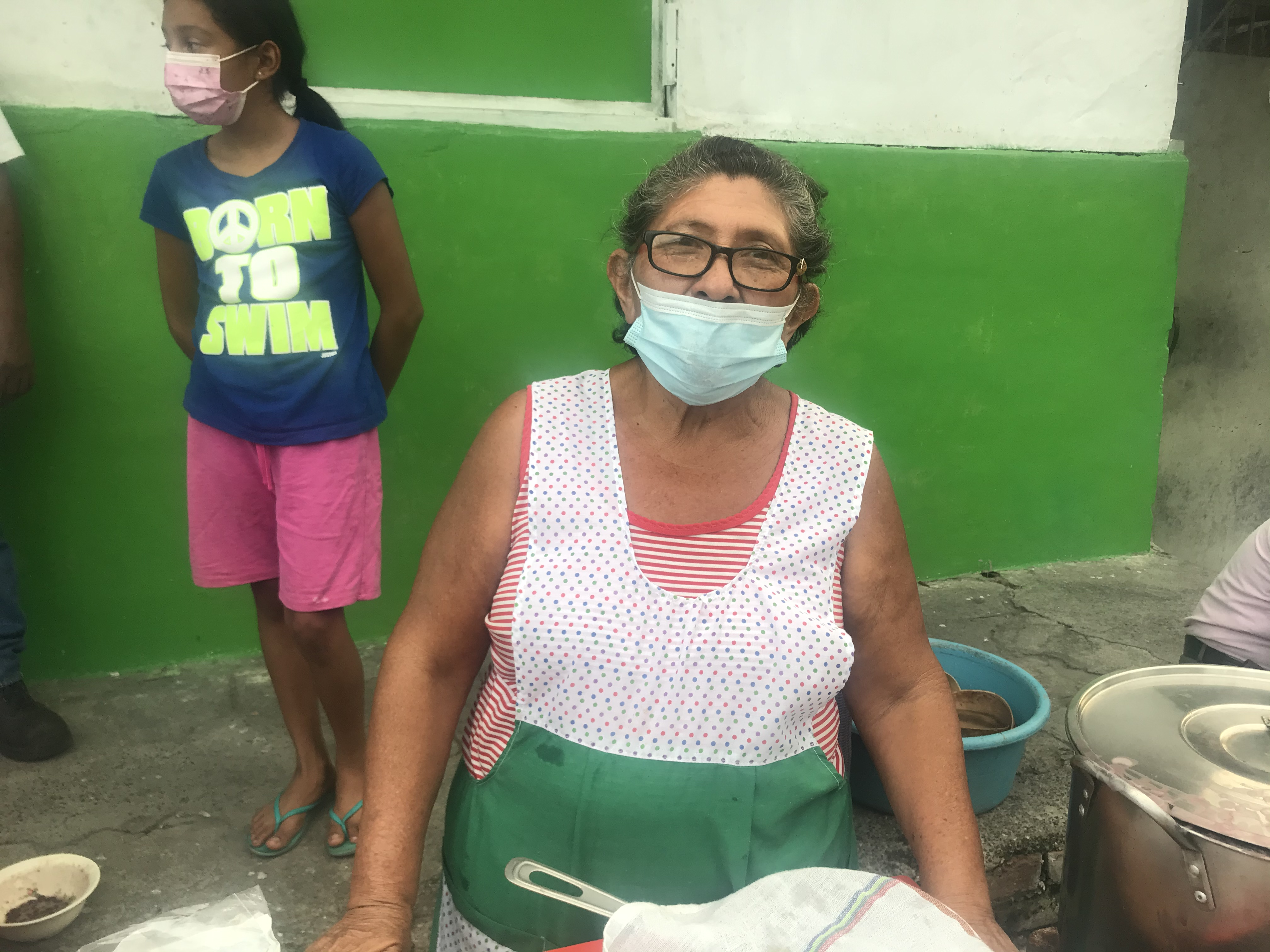 Doña Teresa, la septuagenaria que se resiste a dejar la venta de Shuco