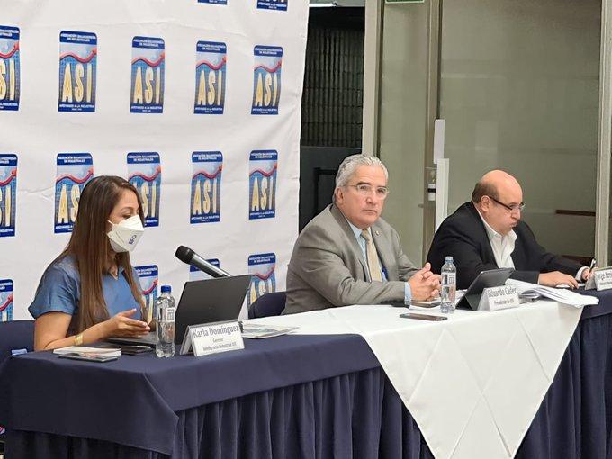 El Salvador crecerá 4.2 % al cierre de 2021, según la ASI