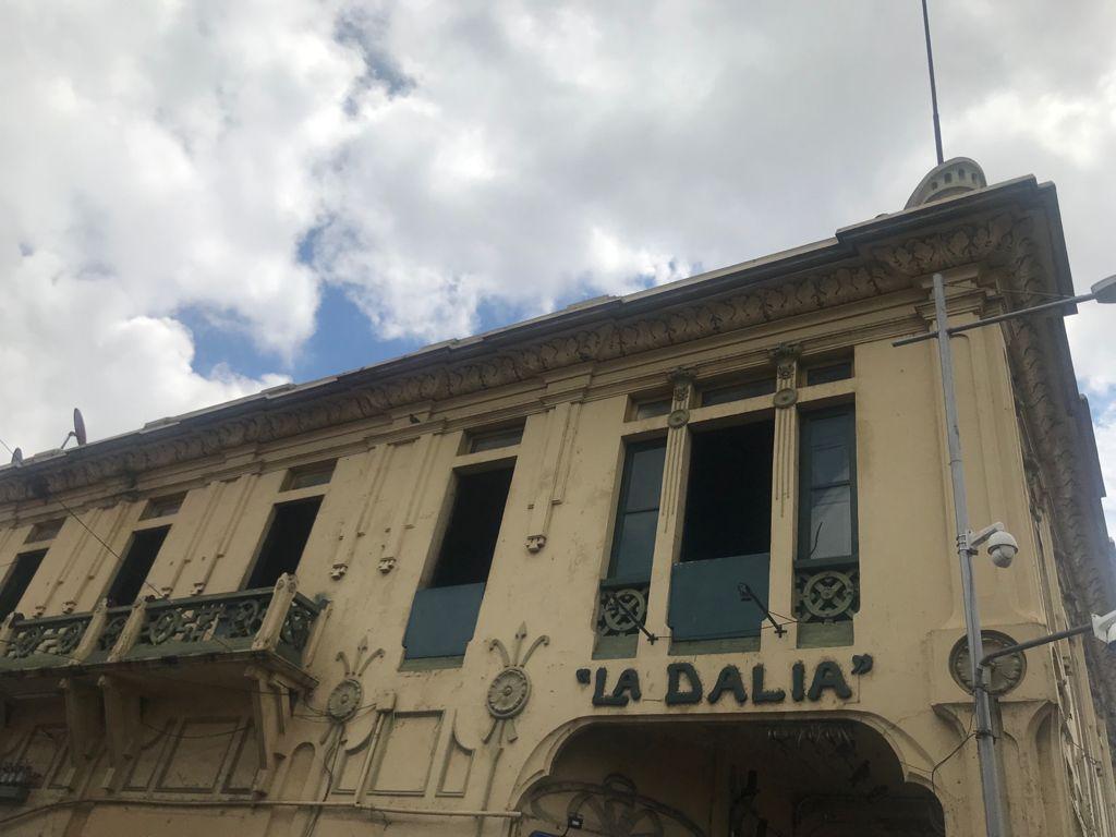 El Portal La Dalia, una huella imborrable del pasado colonial